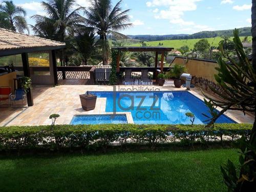 Chácara À Venda, 1000 M² Por R$ 850.000,00 - Jardim Leonor - Itatiba/sp - Ch0246