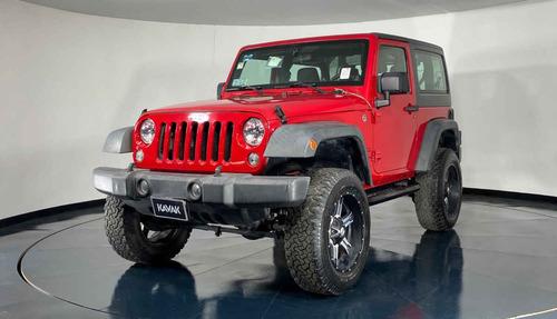 Imagen 1 de 15 de 120519 - Jeep Wrangler 2014 Con Garantía