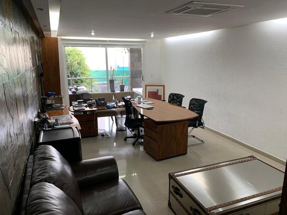 Oficinas Ejecutivas Amuebladas En Renta 220m Col. Del Valle