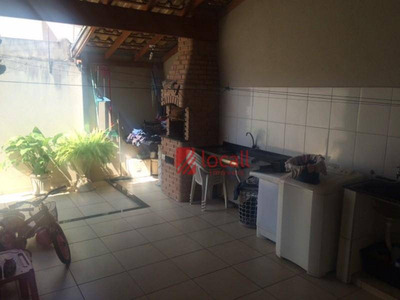 Casa Residencial À Venda, Parque Residencial Lauriano Tebar Ii, São José Do Rio Preto. - Ca0581