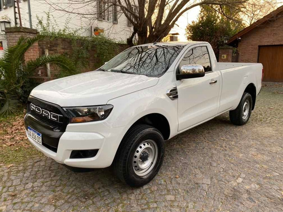 Ford Ranger 2.5 Cs Ivct Xl 166cv 2017