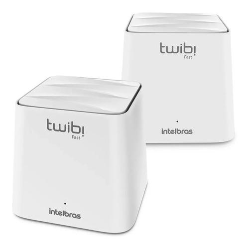 Roteador Wi-fi Intelbras Ac 1200 Mesh Twibi Fast 2 Unidades
