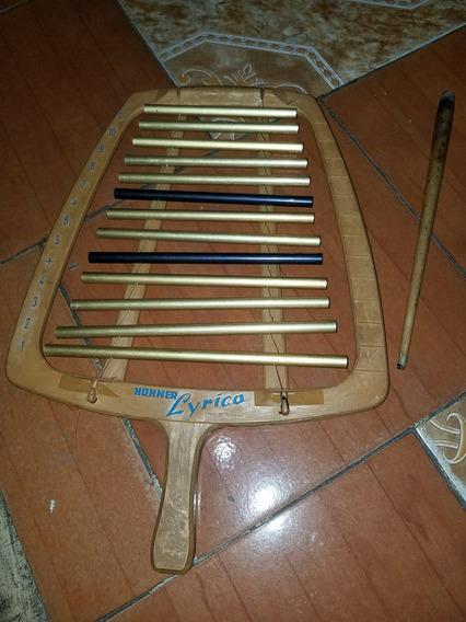 Lirica / Xilofono / Marimba / Lyrica Instrument Marca Honner