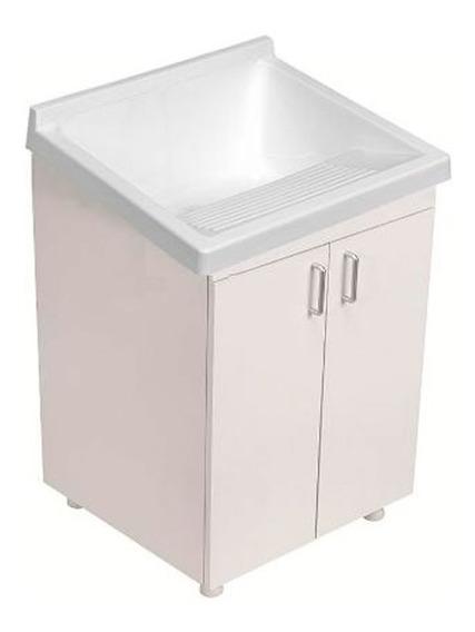 Pileta Bacha Mueble Lavadero Ferrum Xlpa-bm + Lp010-b Cuotas