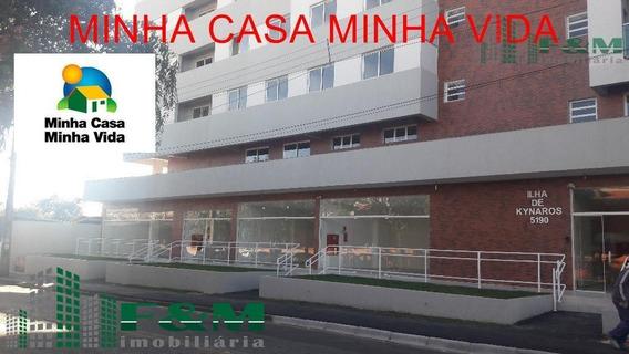 Apto À Venda, Minha Casa Minha Vida, Novo Mundo, Curitiba. - Ap0234