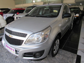 Chevrolet Montana Ls 1.4 Econoflex 8v 2p Flex Manual