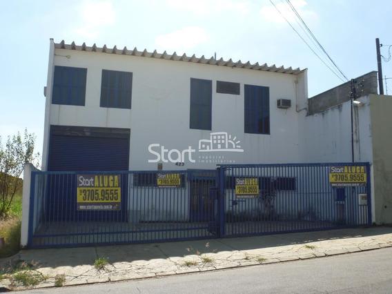 Barracão Para Aluguel Em Jardim Santa Genebra - Ba088798