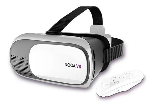 Vr Box Lentes Realidad Virtual Noga Anteojo 3d Gafas+control