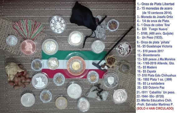 Monedas, Coins... Coleccion Personal.