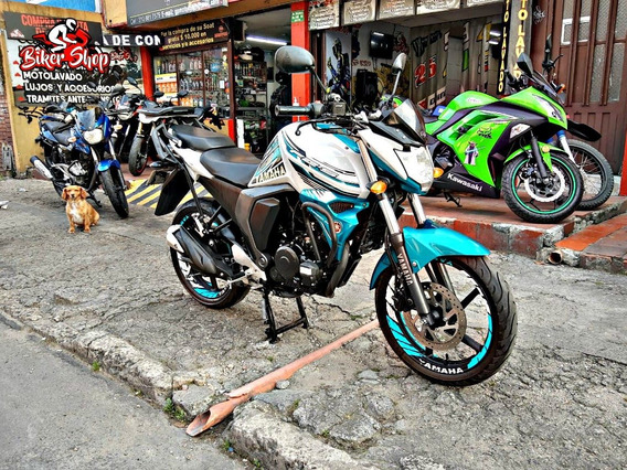 Yamaha Fz 2.0 Modelo 2018 Exelente Estado Biker Shop