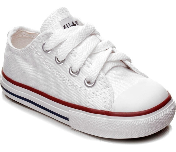 Tênis Infantil All Star Branco - Converse - Original