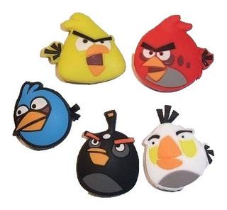 Antivibrador Angry Birds Para Raqueta De Tenis - Estacion Deportes Olivos