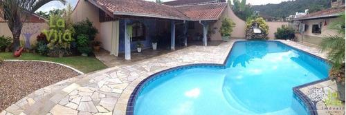Casa Com 4 Dormitórios À Venda, 250 M² Por R$ 800.000,00 - Bela Vista - Gaspar/sc - Ca0094