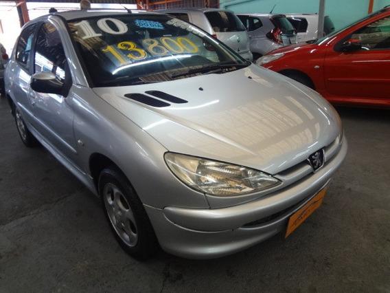 Peugeot 206 1.4 8v 4p Flex 2010