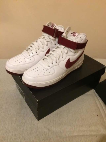 Tênis Nike Air Force 1 High Cano Alto Modelo Retro