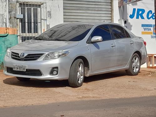 Imagem 1 de 15 de Toyota Corolla 2012 2.0 16v Xei Flex Aut. 4p