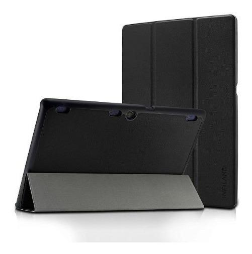 Capa Para Tablet Lenovo Tab 10 / 2 A10 X103f Cor Preta