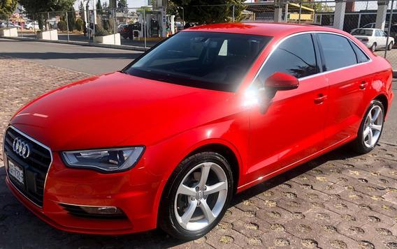 Audi Sedan 3 2016