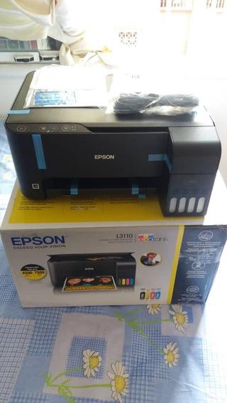 Impresora Epson L3110 Ecotank Tinta Continua Original