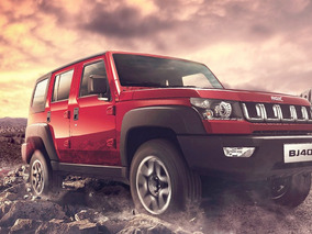 Baic Bj40 Top Ta