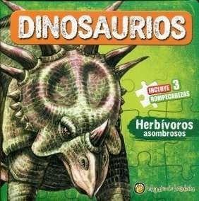 Dinosaurios Herbivoros Asombrosos Rompecabezas Mercado Libre Como muchas especies de plantas eran difíciles de digerir, para poder tener la mayor posible de energías. dinosaurios herbivoros asombrosos rompecabezas nu 290 00