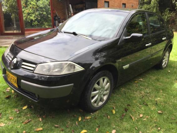 Renault Meganne Ii Automatico
