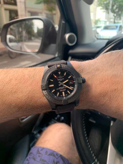 Relógio Breitling Avenger Blackbird 2019 Garantia De Fabrica