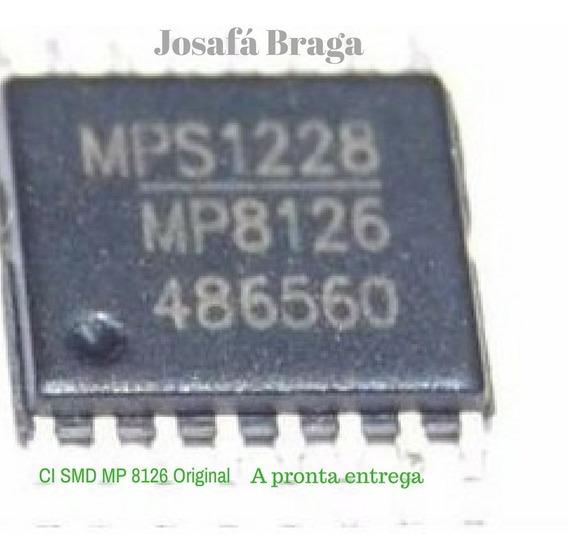Mp8126 16pinos Regulador De Tensão 13/18v Tuner Original