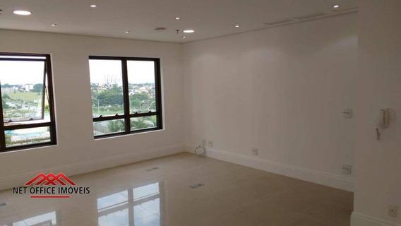 Sala Para Alugar Ou Vender, 33 M² Por R$ 1.100/mês Ou R$ 220 Mil- Jardim Aquarius - São José Dos Campos/sp - Sa0136