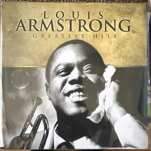 Imagen 1 de 1 de Louis Amstrong Greatest Hits Vinilo Lp Original Nuevo