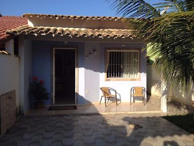 Casa Itaipuaçu Com 2 Quartos, Piscina E Churrasqueira - 299