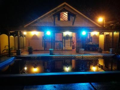 Casa Para Vacacionar En Urb Pez Vela Punta Leona