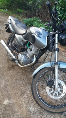 Honda/cg 125 Titan Ks Ano 2002