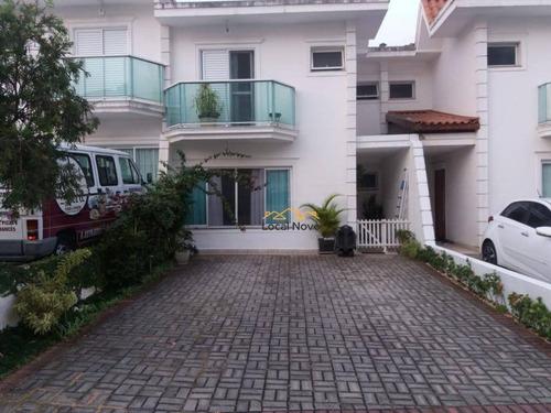 Sobrado Com 4 Dormitórios À Venda, 127 M² Por R$ 780.000,00 - Portal Dos Gramados - Guarulhos/sp - So0245