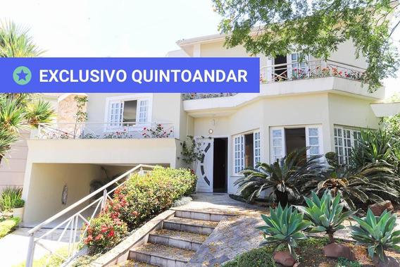 Casa Em Condomínio Mobiliada Com 4 Dormitórios E 2 Garagens - Id: 892975387 - 275387