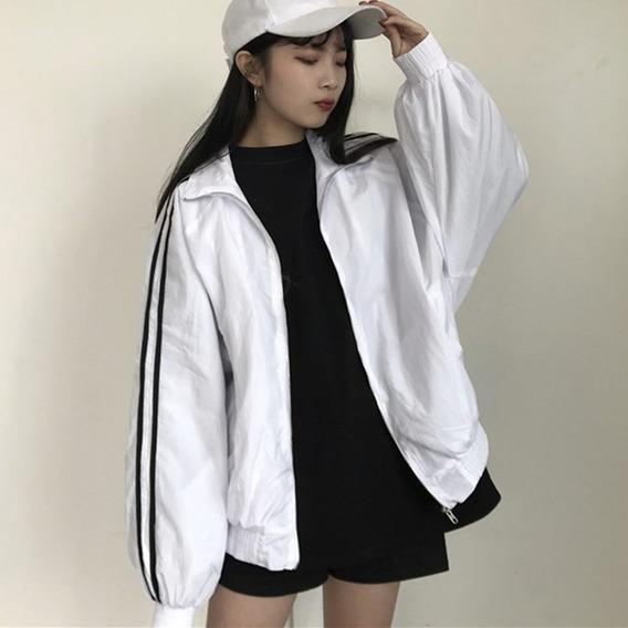 Ropa De Abrigo Fina Para Mujer Japón Cool Short Paragraph Ch