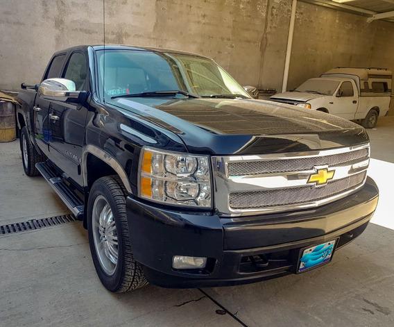 Chevrolet Cheyenne 4x4 Ltz A/c A/piel