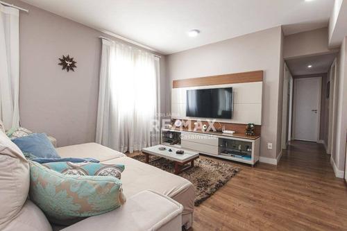 Apartamento Com 3 Quartos À Venda, 136 M² Por R$ 859.000 - Butantã - São Paulo/sp - Ap0185