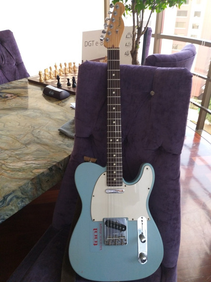 Guitarra Fender Telecaster Made In Usa