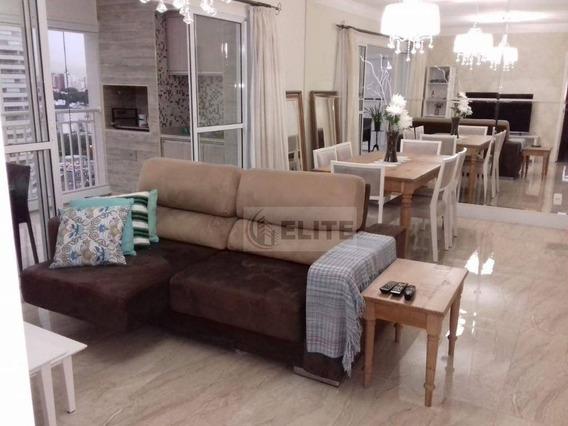 Apartamento Com 4 Dormitórios À Venda, 123 M² Por R$ 830.000 - Centro - São Bernardo Do Campo/sp - Ap9134