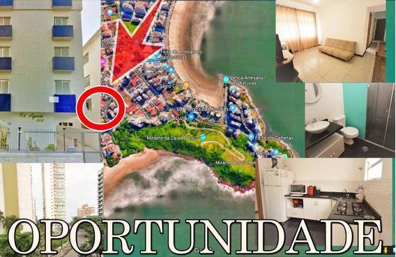 Guarujá Tombo! Reformado, 1 Dormitório Amplo Com Sacada , Baixo Custo Mensal , Ótima Localização, Próximo Da Praia. - Ap0963