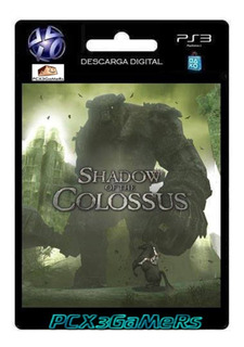 Ps3 Juego Shadow Of The Colossus Pcx3gamers