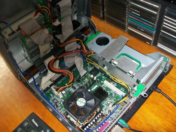 K1160 Cpu Gx170l Dell Pentium 4 3.0ghz 478 +1gb Xp
