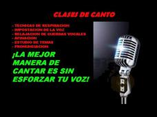 Clases De Guitarra, Canto Y Sonido