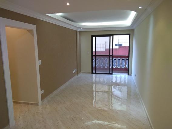 Residencial San Marco Ap 3 Dormitorios, Sendo 1 Suite.