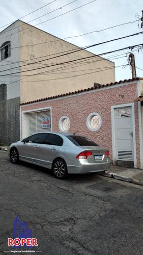 Excelente Terreno De 200 Metros ( 8 X 25) À Venda Na Vila Formosa, São Paulo - Te00038 - 69019574