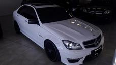 Mercedes Benz Clase C 6.3 C63 Amg Sedan 457cv