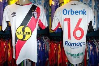 Joinville 2015 Camisa Reserva Tamanho M Número 16.