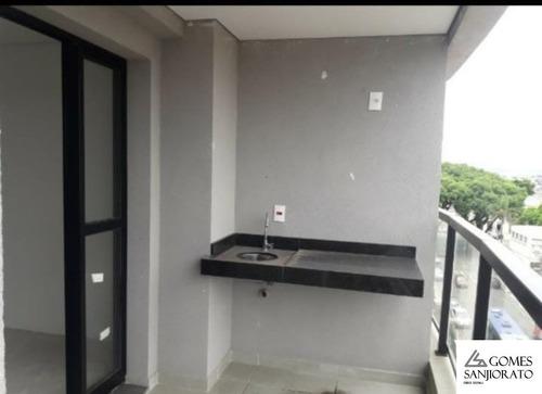 Apartamento Para A Venda Na Vila Assunção Em Santo André - Sp . - Ap01047 - 69024068