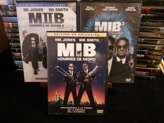 Peliculas Dvd Originales Trilogia Hombres De Negro